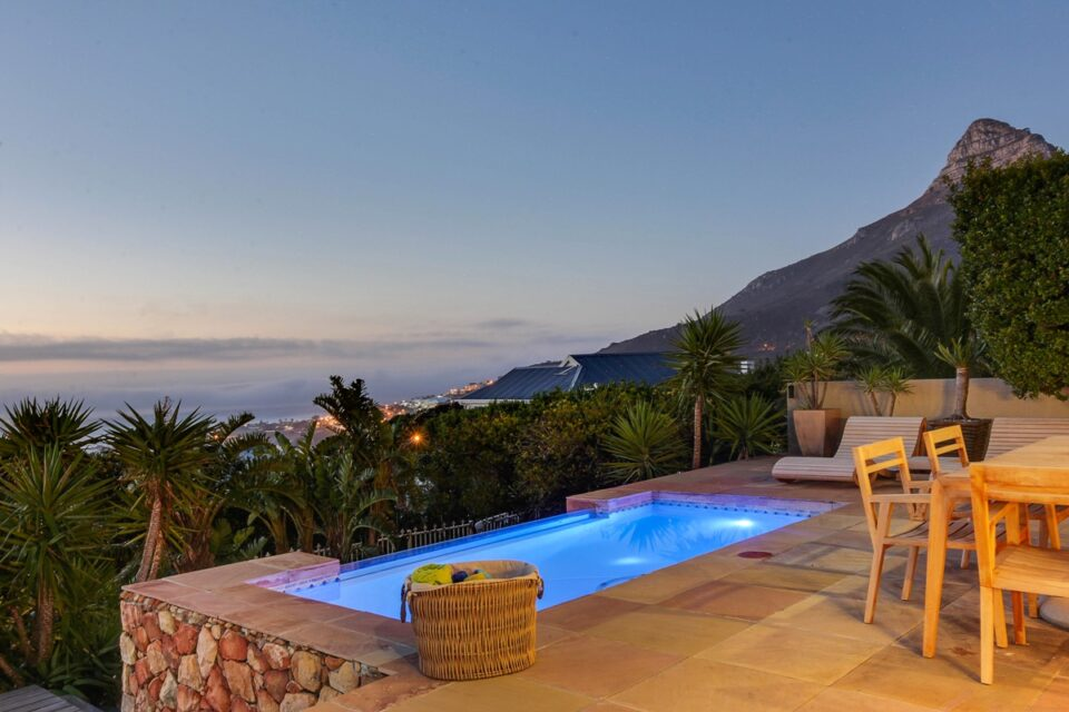 Calico - Private Pool with Ocean Views