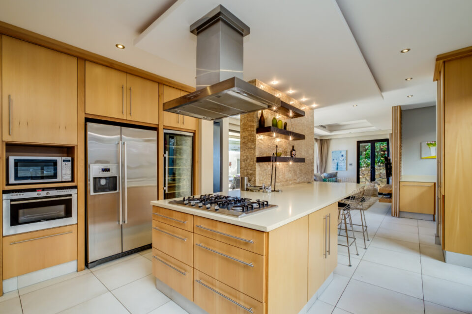 Bayon House - Fully equipped kitchen