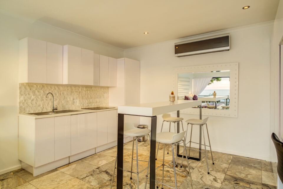 Sunset Views - Kitchenette in fourth bedroom
